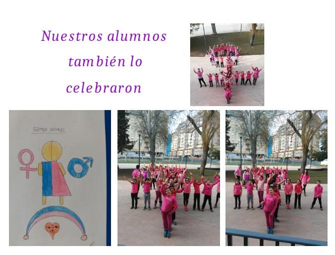 8/03/18 – Día de la mujer trabajadora